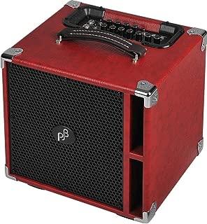 Phil Jones Bass Suitcase Compact Bass Combo Red