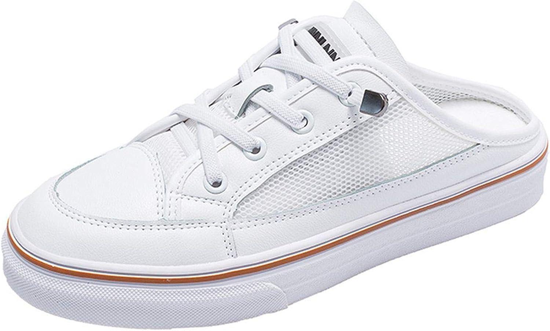 Sneakers 2019 Summer Outdoor Flats Sneakers Ladies Casual Woman Slippers White Sneakers Women