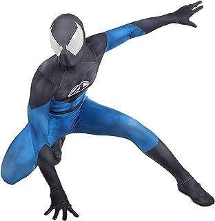 Children Spider Man Costume Venom Unisex Fancy Dress Jumpsuit Halloween Masquerade Bodysuit Superhero Party Bodysuit Spand...