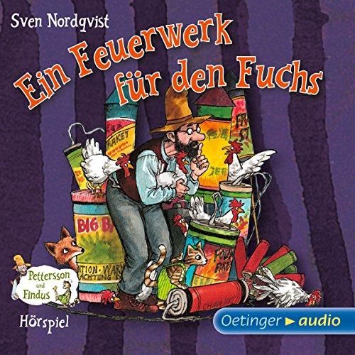 Ein Feuerwerk für den Fuchs audiobook cover art