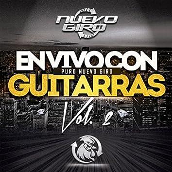 En Vivo Con Guitarras Vol. 2