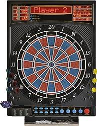 Dartona Electronic Dartboard JX2000 Tournament Pro - tournament disc with 41 games and 200 variants