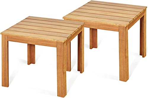 lowest Giantex lowest Adirondack Chairs and Table Set 3PCS Wooden W/Two Lounger Chairs and One Side Table for Yard, Patio, Garden, Poolside and Balcony Outdoor& Indoor Tables and Adirondack Chairs 2021 Set online