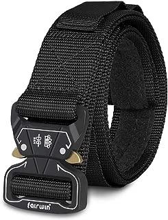 tactical belt setup