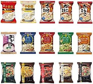 フリーズドライ 雑炊&おかゆ&リゾット15種類30食セット