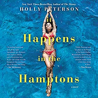 It Happens in the Hamptons audiobook cover art