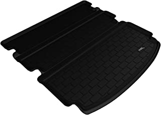 3D MAXpider Stowable Custom Fit Cargo Liner for Select Acura MDX Models - Kagu Rubber (Black)