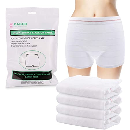 Mesh Underwear Postpartum Hospital Provide Surgical Recovery Incontinence Protective Panties