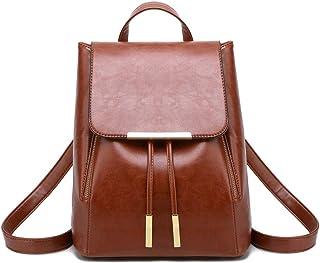 WINK KANGAROO Fashion Shoulder Bag Rucksack PU Leather Women Girls Ladies Backpack Travel bag