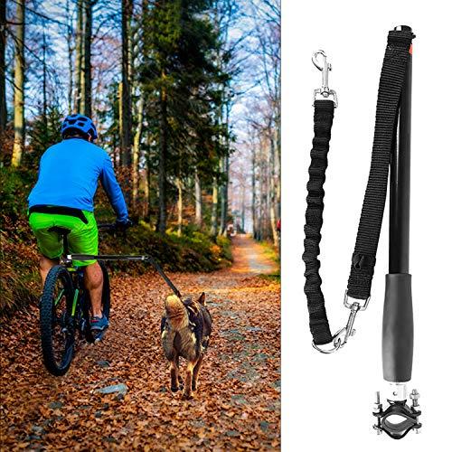 PawGroomers HandsFree Dog Bicycle Leash