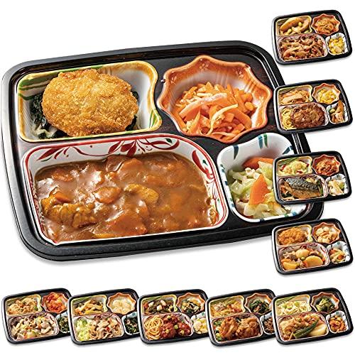 冷凍弁当 冷凍 おかず 弁当 10食セット おふくろ御膳 惣菜 冷凍食品 簡単 お弁当 常備食