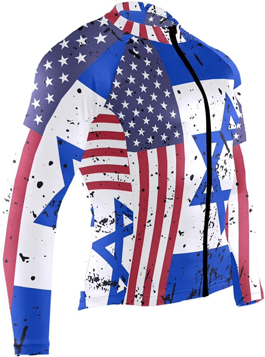 Daily bargain sale Cycling Jersey Bombing free shipping Men Long Sleeve Bicycle Shirts Tops Clothes Bike