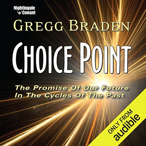 Choice Point audiobook cover art