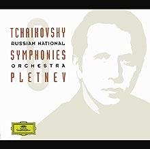 Peter Ilyich Tchaikovsky: Symphonies Nos. 1-6 - Mikhail Pletnev