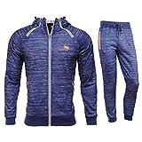 Airavata Homme Ensemble Pantalon de Sport Sweatshirt à capuche Jogging Survêtement...