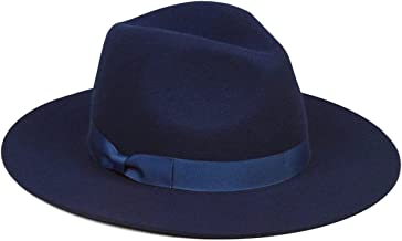 Lack of Color Women's The Nightfall Wool Fedora Hat