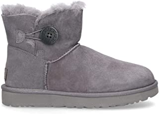 UGG Luxury Fashion Womens 1016422GREY Grey Ankle Boots | Fall Winter 19