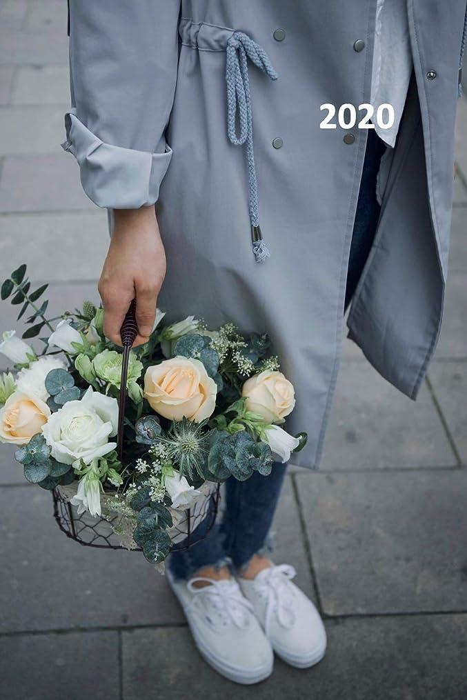 時々時々準拠道2020: The most beautiful wedding bouquets Charming Planner Calendar Organizer Daily Weekly Monthly Student for researching how to start a flower shop online