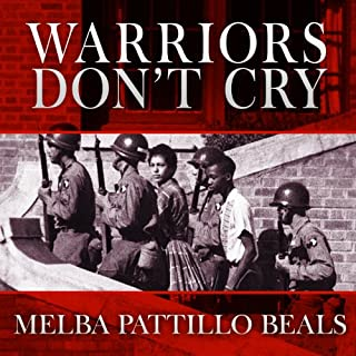 Warriors Don't Cry audiobook cover art