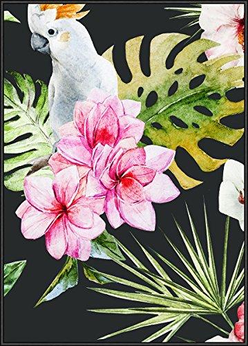 Multicolore Incado 32305-5070-11SOMA-L Affiche Encadr/ée Papier de Soie 50 x 70 x 2 cm