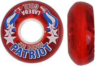 Labeda Patriot Goalie Rood 59Mm Inline Wiel - 4 Per Pack