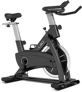LSG Spin Bike Exercise Bike SPG220 Fitness Commercial Exercise Free Phone Holder
