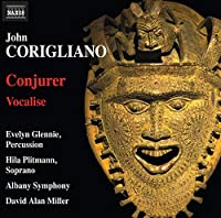 Percussion Concerto 'conjuror' Vocalise