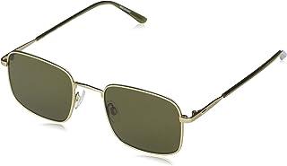 Calvin Klein EYEWEAR CK20318S-717 Gafas, Satin Gold/Solid Cargo, 51-21-145 para Hombre