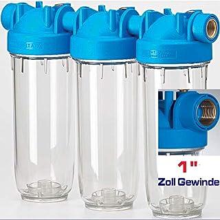 Hydra M 1RLH 90MCR filtro de retrolavado filtro de agua casa filtro Brunnen filtro Arena Accesorios y herramientas de fontanería