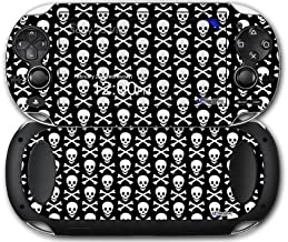 Sony PS Vita Skin Skull Crossbones Pattern by uSkins