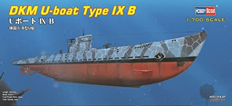 Hobby Boss DKM U-Boat Type IXB Boat Model Building Kit