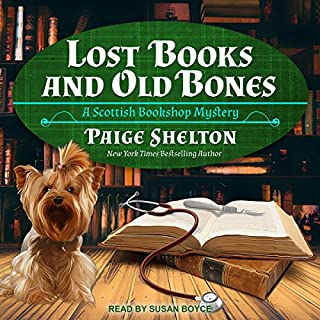 Lost Books and Old Bones cover art