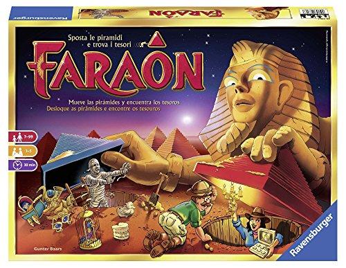 Ravensburger  Juego Faraón  26718
