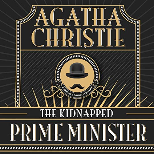 The Kidnapped Prime Minister cover art