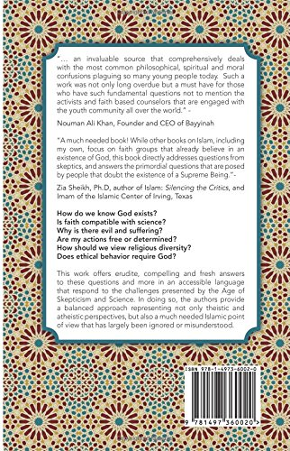 God, Islam & The Skeptic Mind: A Study on Faith, Science, Religious Diversity, Ethics and Evil