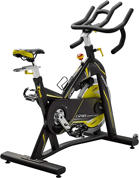 Spinbike - horizon fitness cyclette mod. gr3 - spin bike (console opzionale)  - horizon fitness 22477