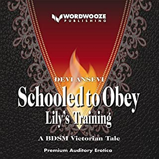 Schooled to Obey audiobook cover art