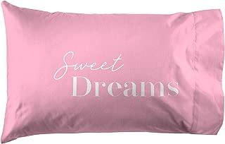 Jay Franco LaurDIY Sweet Dream Single Pillowcase - Double-Sided Kids Super Soft Bedding (Official LaurDIY Product)