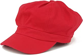 red conductor hat