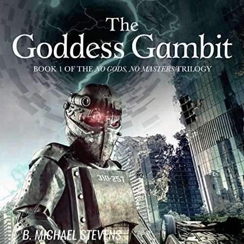 The Goddess Gambit cover art