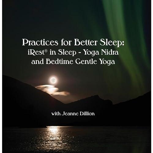 Amazon.com: iRest® in Sleep (Yoga Nidra): Jeanne Dillion ...