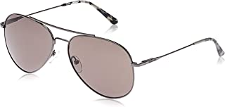 Just Cavalli Aviator Women'S Sunglasses - Jc758S - 59-14-140Mm, 140 mm Grey