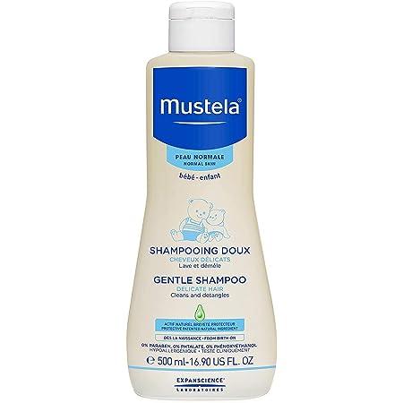 Mustela Mustela PN BB Shampoing Doux Flacon 500 ml