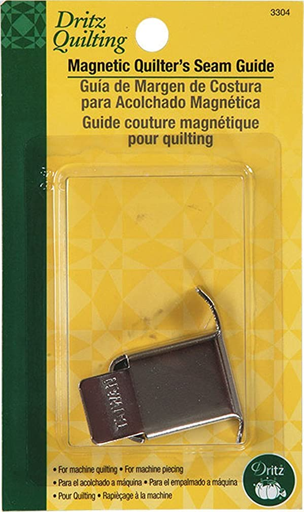 Dritz 3304 Magnetic Quilter's Seam Guide