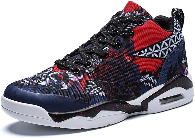 Couple Sports shoes Fashion shoes Men women shoes Platform Casual Running shoes XUE (color   A, Size   46)