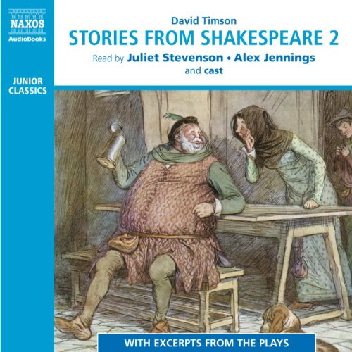 Couverture de Stories from Shakespeare 2