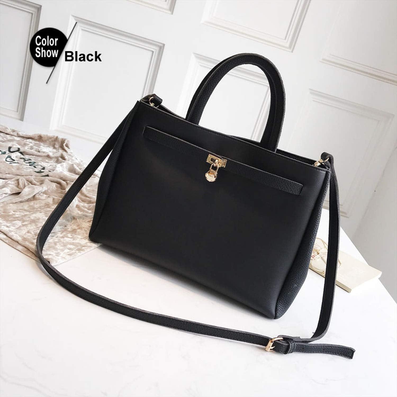New PU Leather Women Handbags Female Bag Lady Crossbody Package Commuting Portable