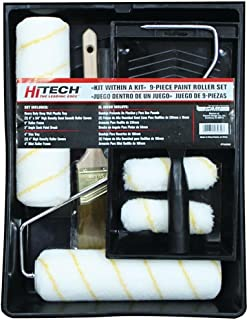 Hi Tech Paint Tray Kit with Deep Well (9 Piece)