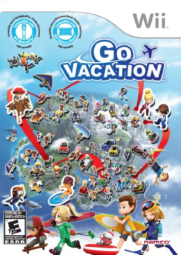 Go Vacation  Nintendo Wii