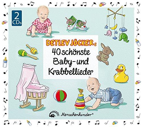 Detlev Jöckers 40 Schönste Baby-und Krabbellieder (inkl. Liederbuch-Download)